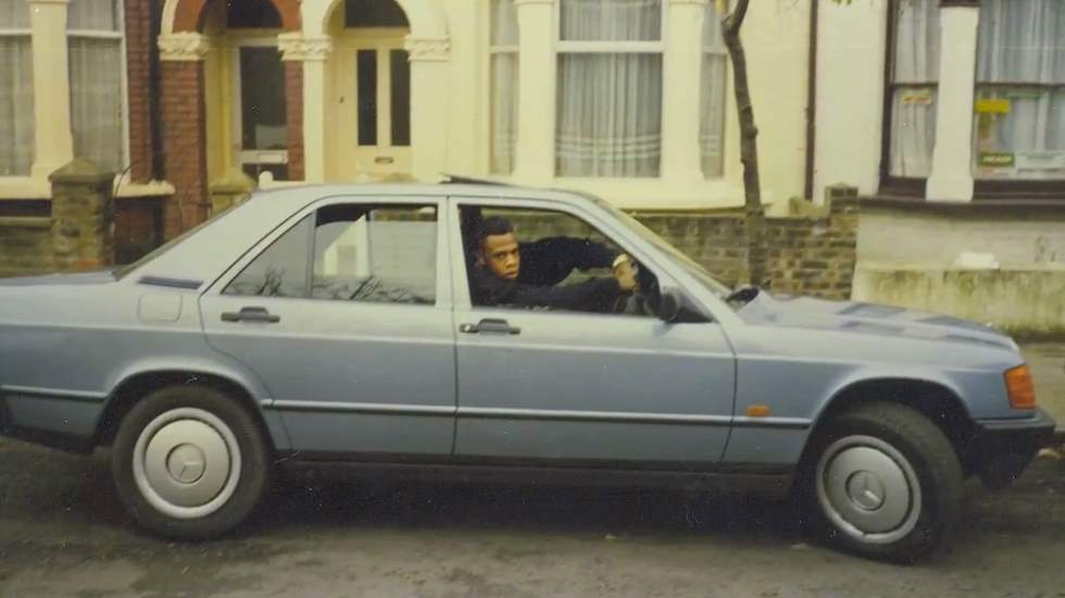 Jay Z Visiting London 1988