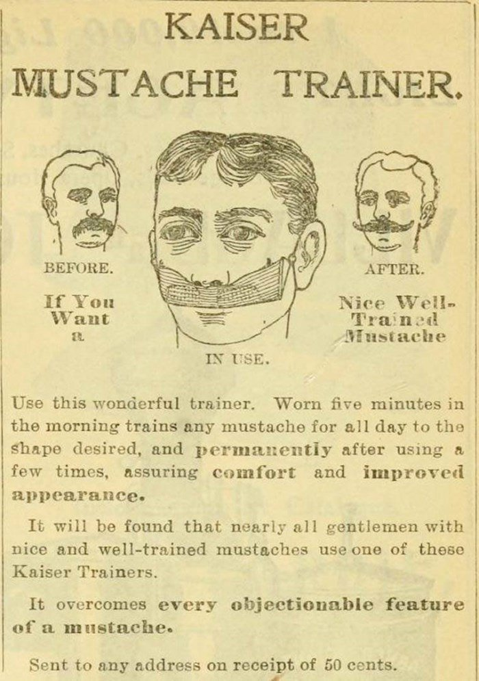 Mustache Trainer