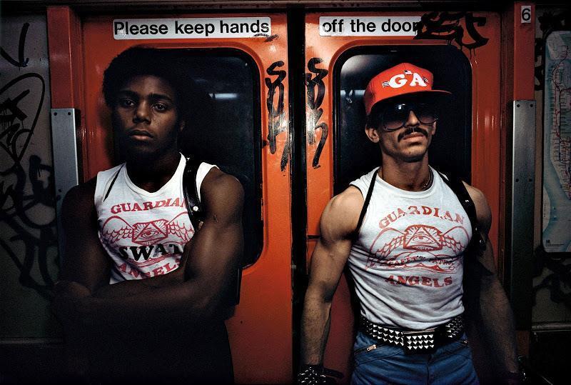 New York Subways In 1980s