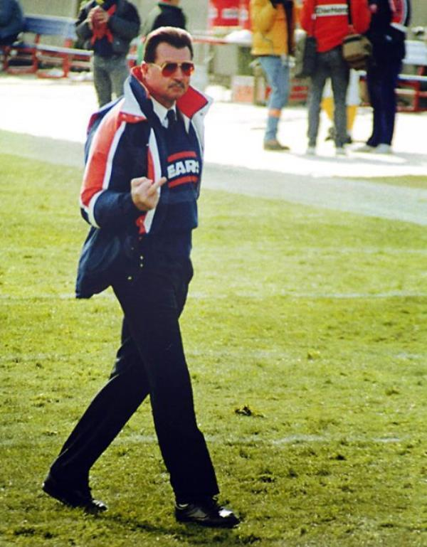 Old School Cool Ditka