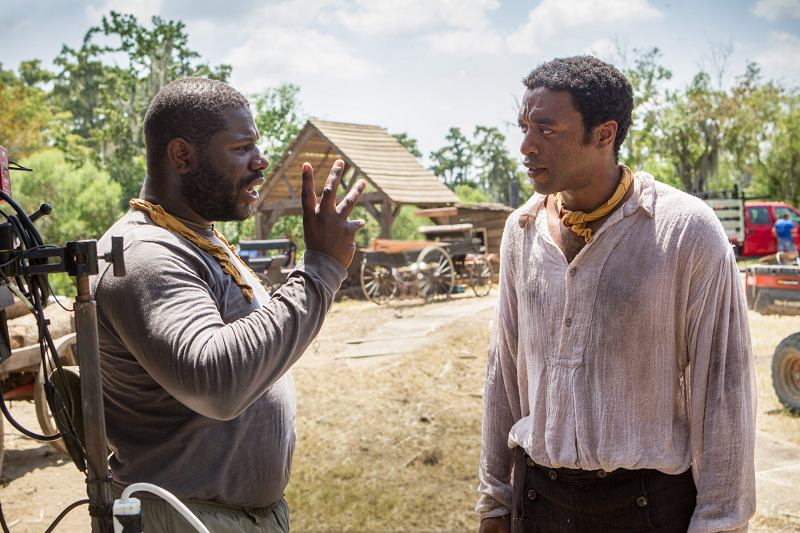 Oscars Behind the Scenes 12 Years A Slave