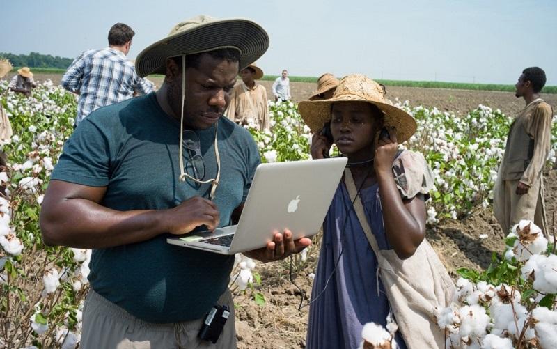 Lupita Nyong'o Oscars Behind the Scenes