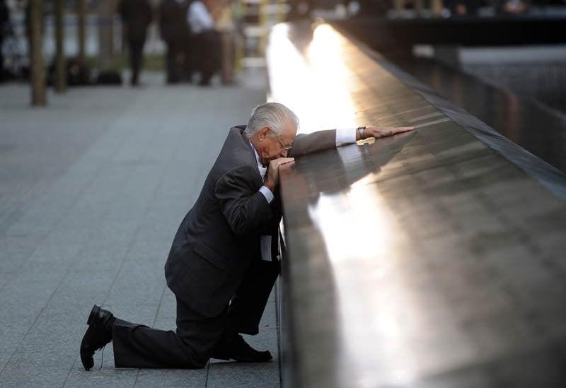 911 Memorial Influential Photographs