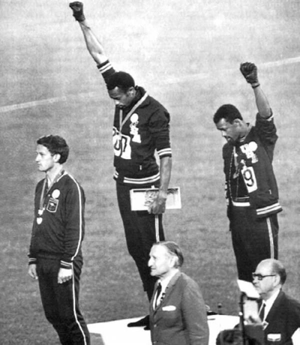 Iconic Photos Black Power