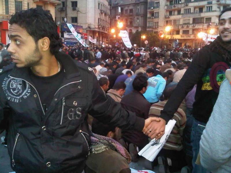 Christians Muslims Egypt