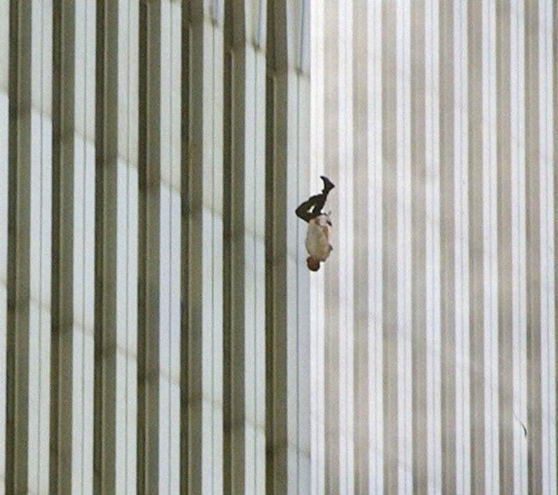 Jumping Man On September 11th