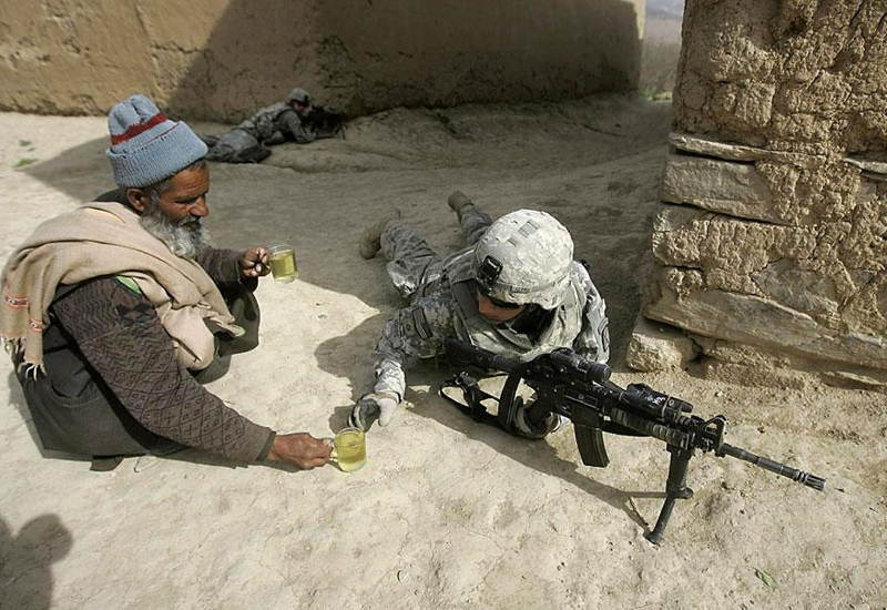 Photo From The Afghanistan War 2009