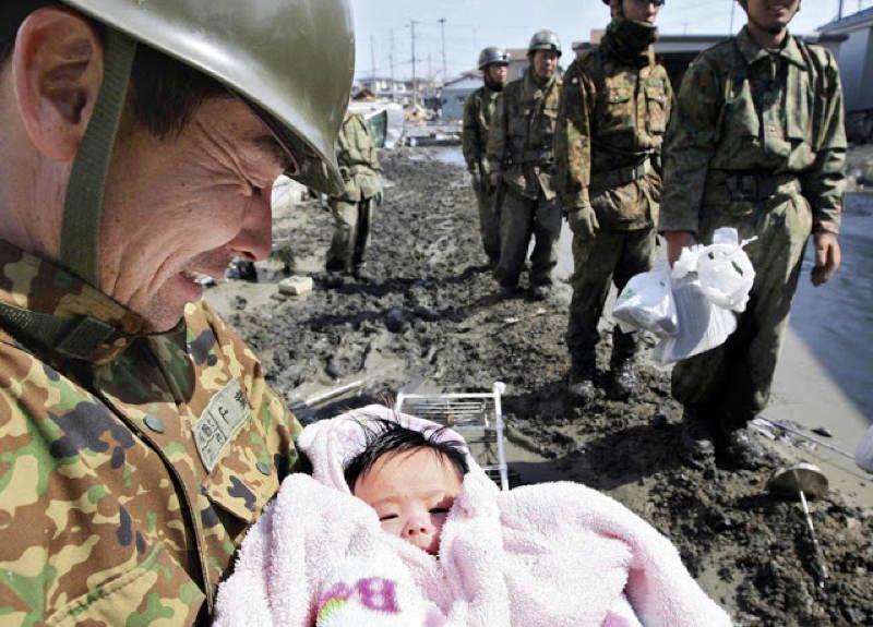 Japan Tsunami Survivor