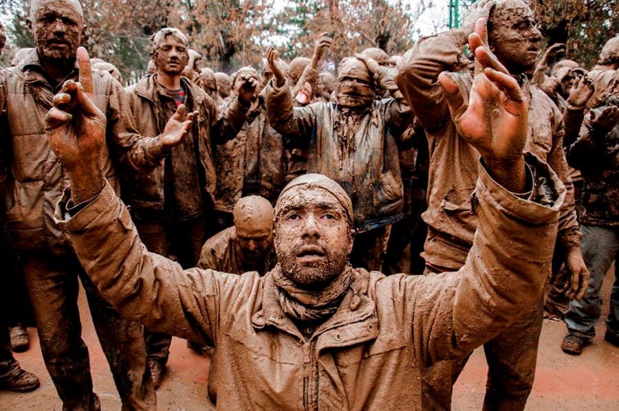 Mud Mourning