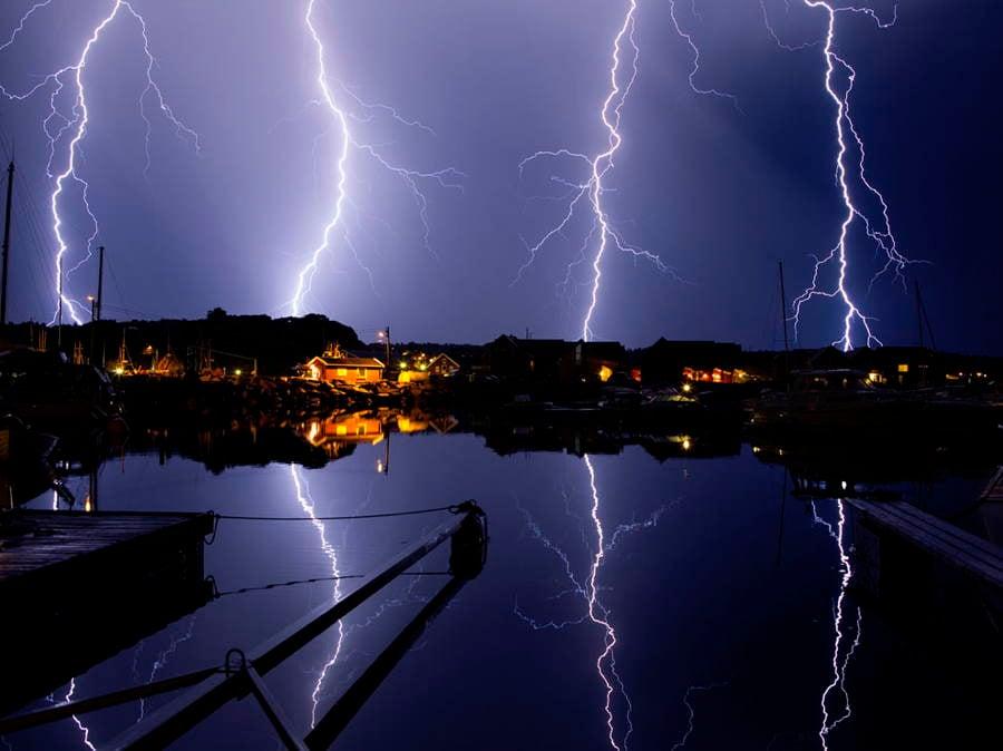 Sony World Photography Contest Lightning