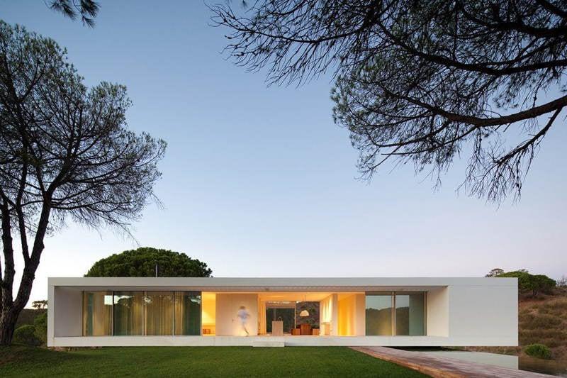 Melides Spain Modern House