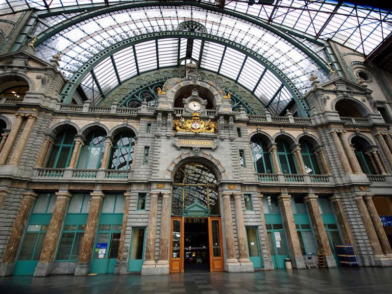 Central Station Belgium