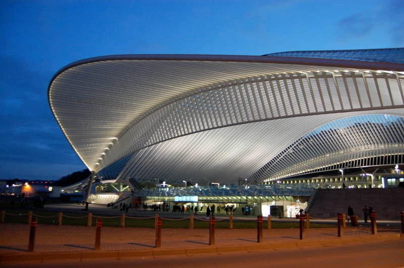Beautiful Train Stations From Around The World