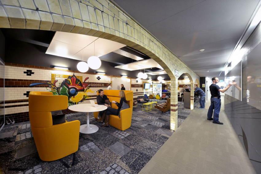 amazing google office zurich. zurich commons amazing google office s