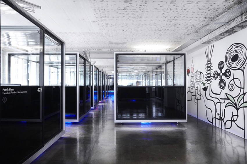 cool office cubicles. Coolest Offices Window Walls Cool Office Cubicles Y
