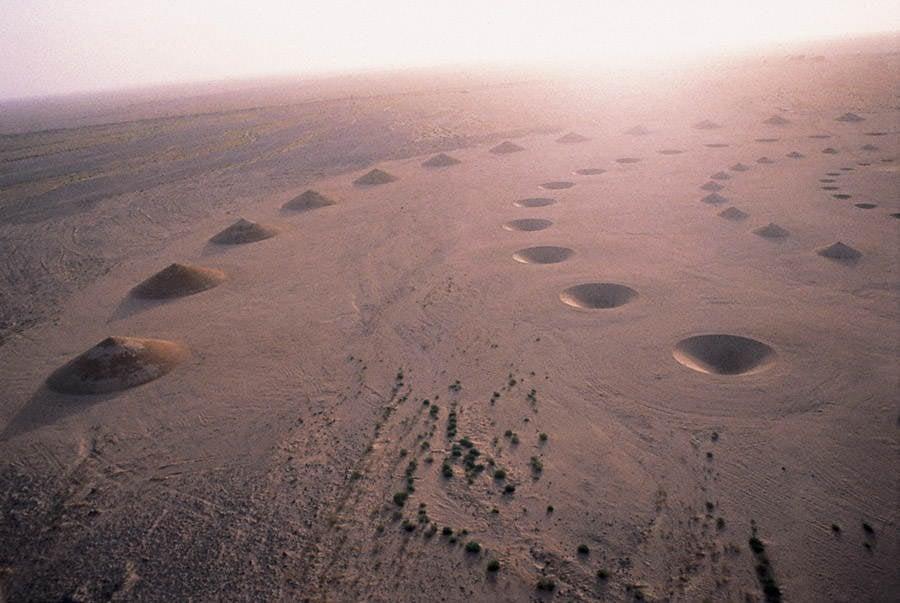 Desert Breath Bright Horizon