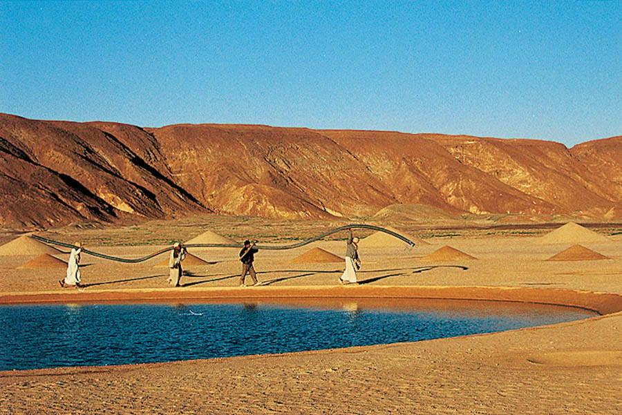 Desert Breath Construction Team