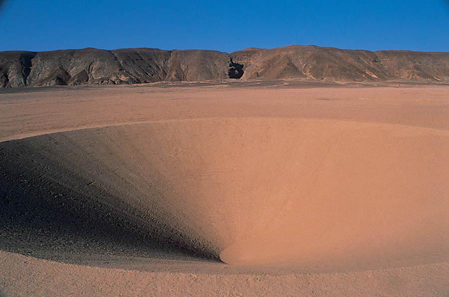 Desert Breath Deep Crater
