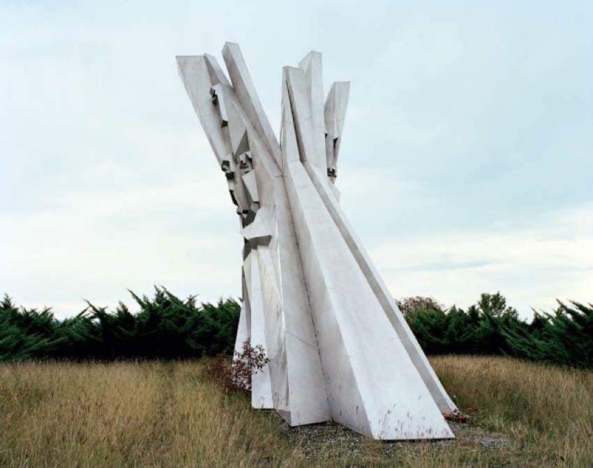 Abandoned Soviet Monuments Angle