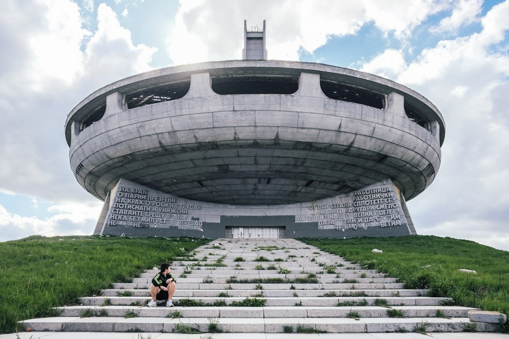 31 beautifully abandoned communist monuments for Architecture urss