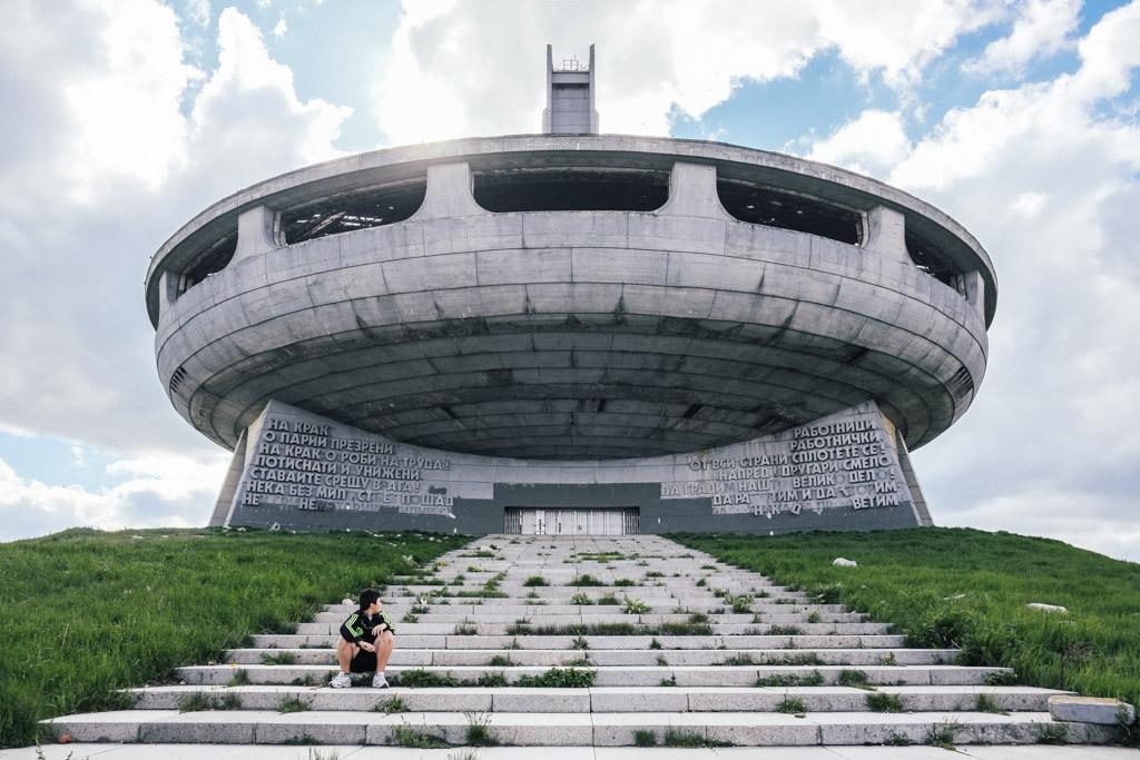 Abandoned Soviet Monuments Buzludzha