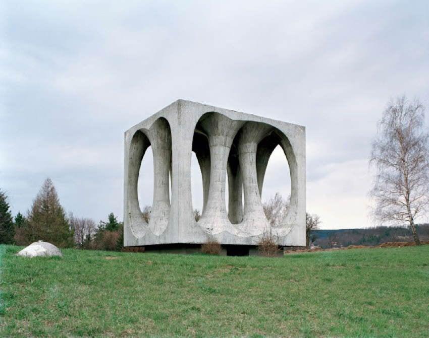 Abandoned Soviet Monuments Cube