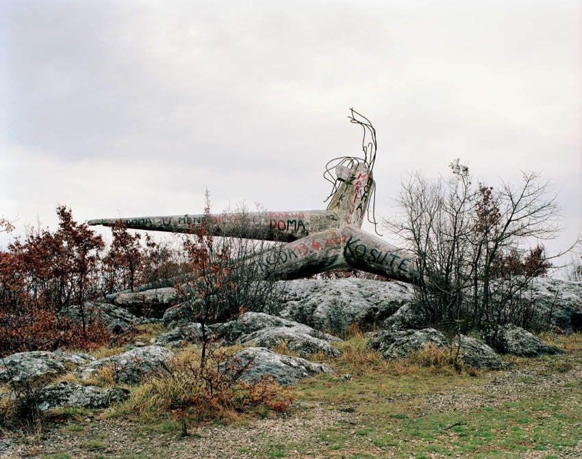 Abandoned Soviet Monuments Dilapidated