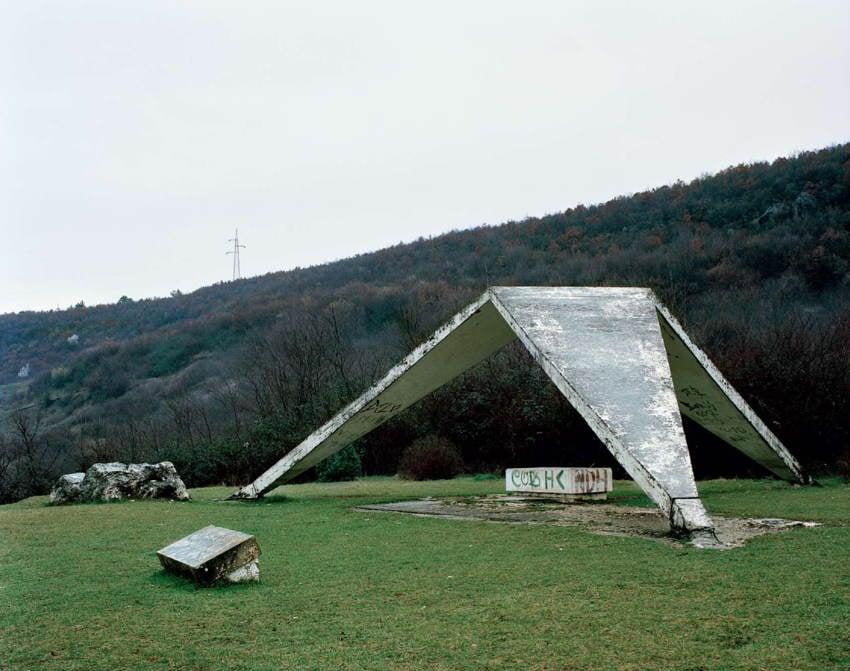 Abandoned Soviet Monuments Landing