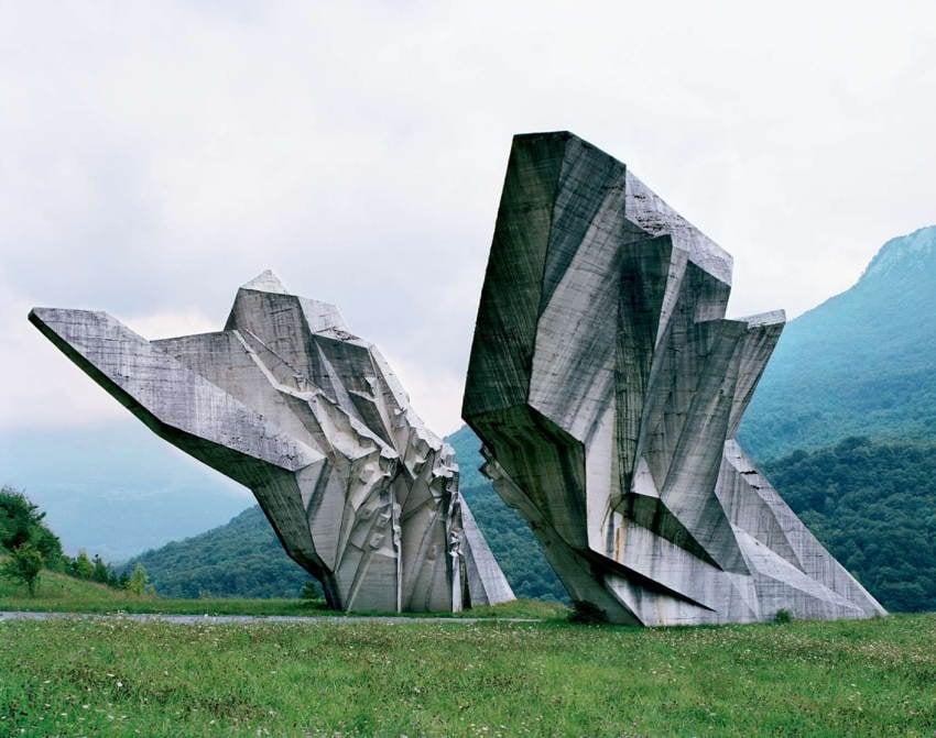 Abandoned Soviet Monuments Opening
