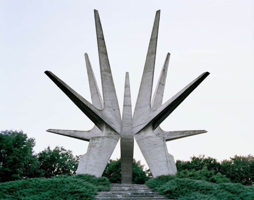 Abandoned Soviet Monuments Spikes