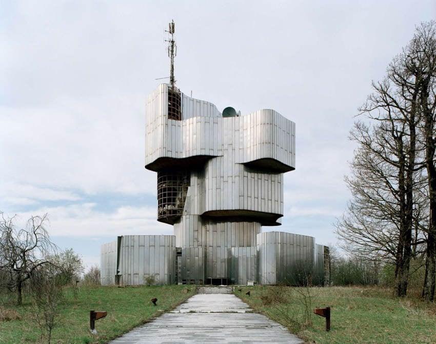 Abandoned Soviet Monuments Spomenik