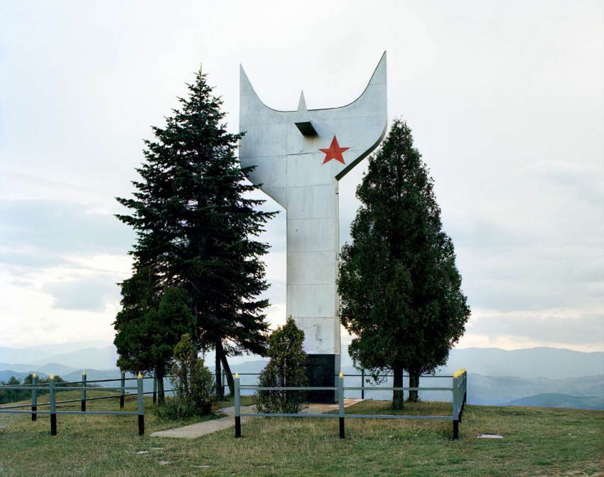 Abandoned Soviet Monuments Star