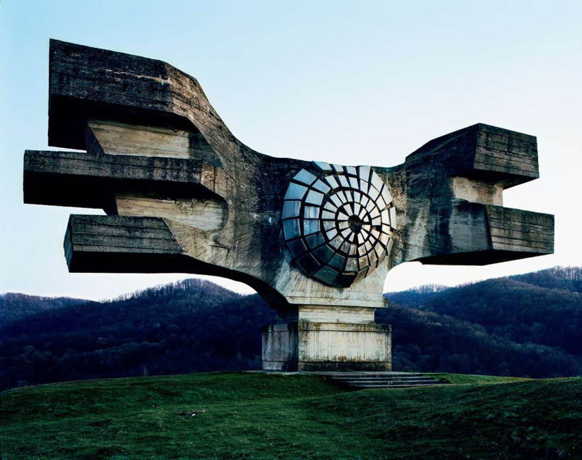 Abandoned Soviet Monuments Wings