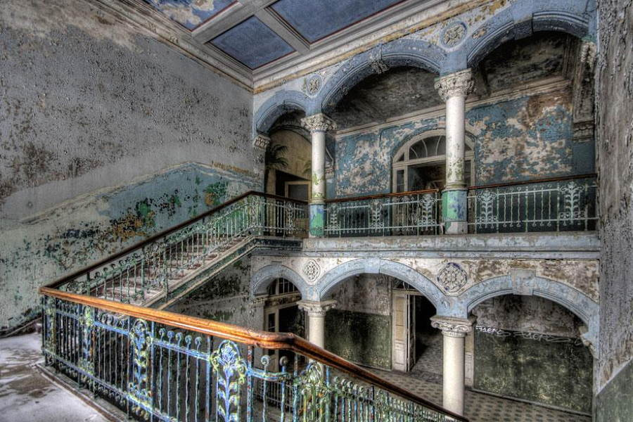 Beelitz Hospital