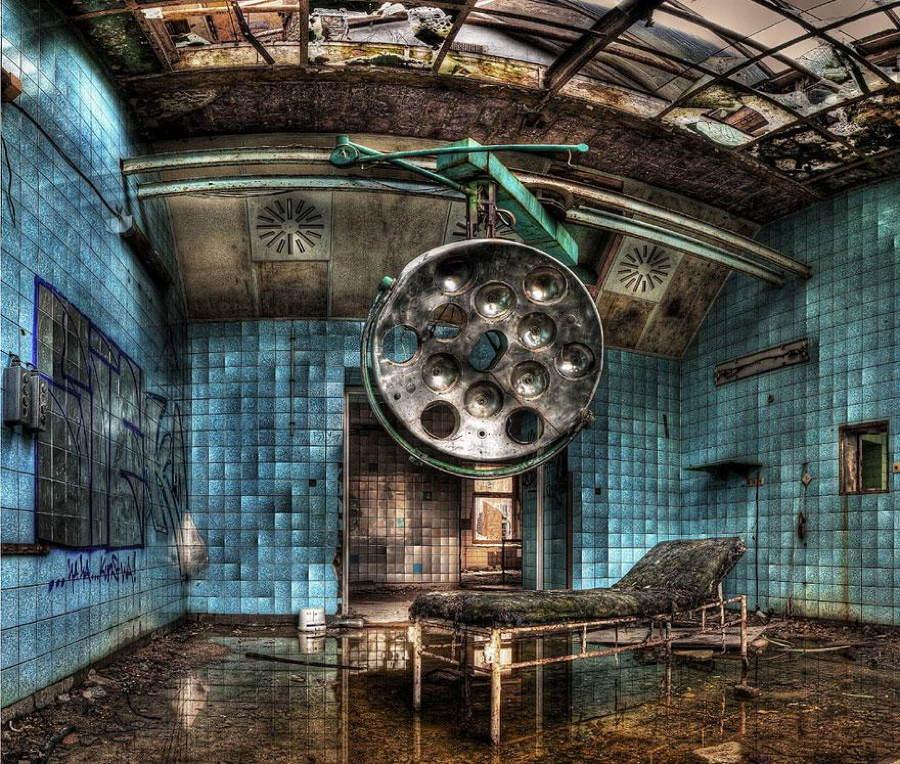 Beelitz Operating Room