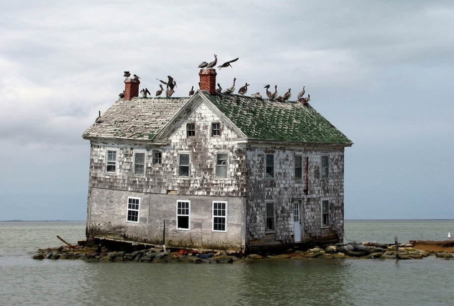 Holland Island Home