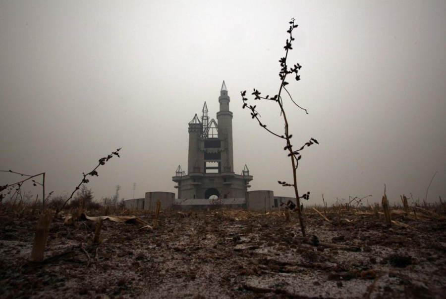 Abandoned Places Wonderland China