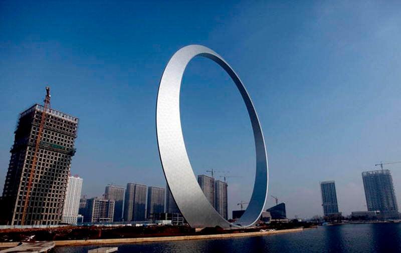 Circle Of Life Ring Silver