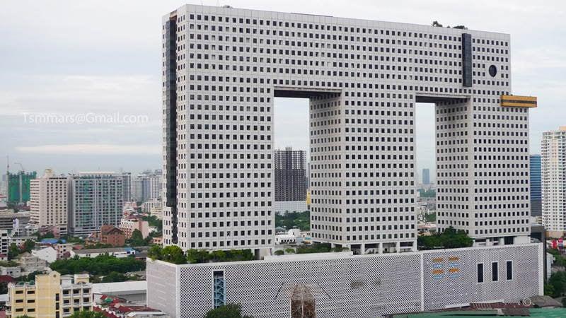 Asian Structures Elephant Building