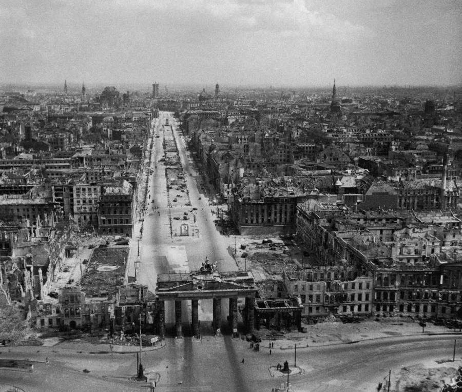 Berlin After WW2