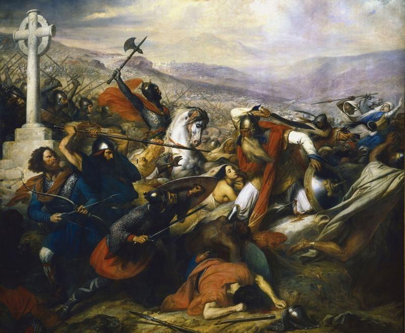 Biggest Badasses Charles Martel