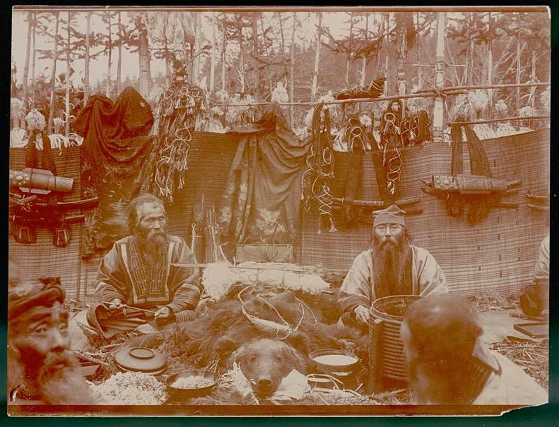 Cultural Practices Ainu Bear Meal