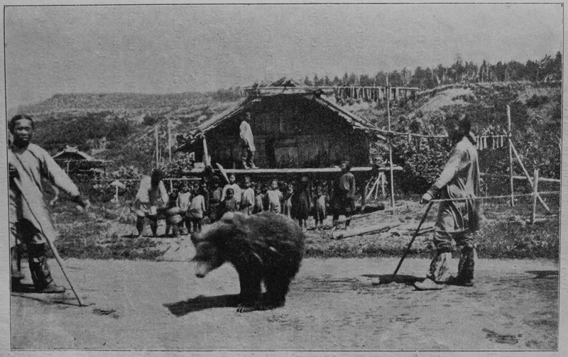 Ainu Bear Worship