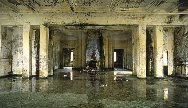 Abandoned City in Cambodia