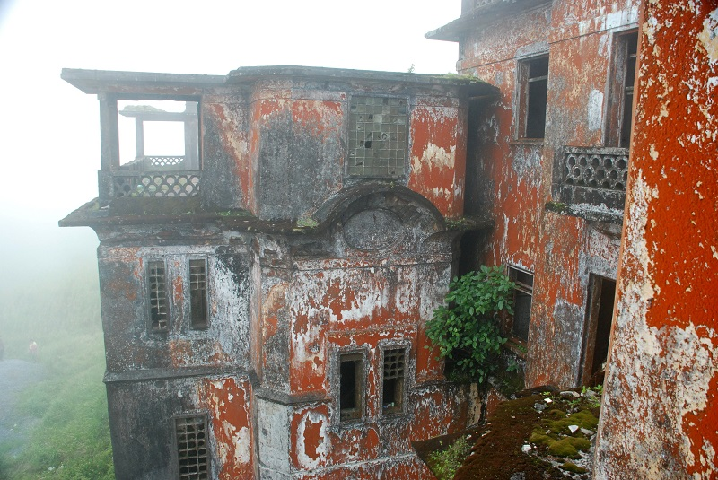 Haunted Buildings in Cambodia