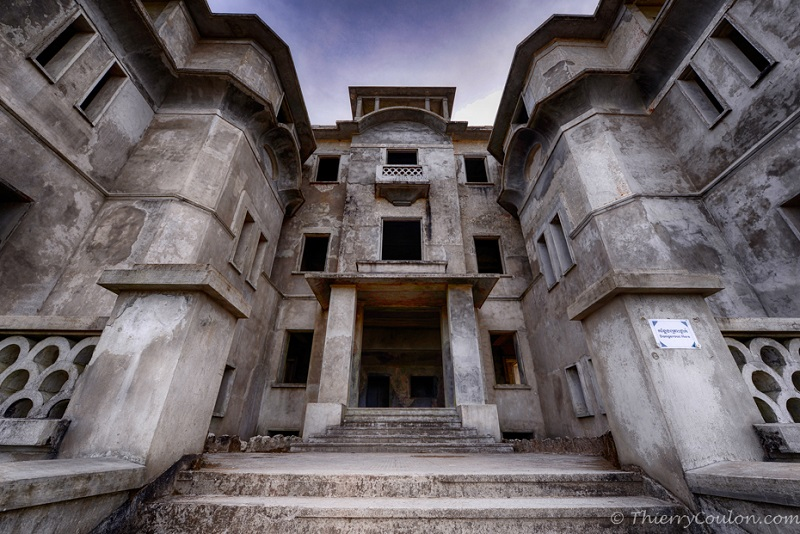Haunted Bokor Hill Station