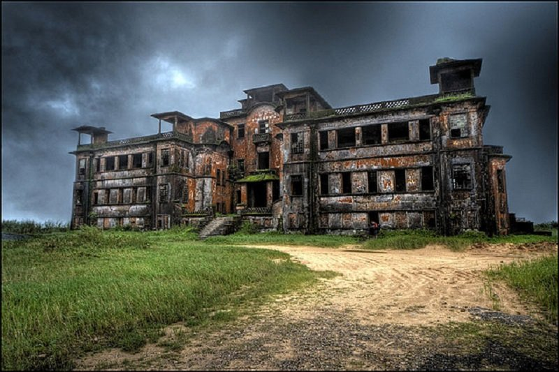 Bokor Hill Station Haunted