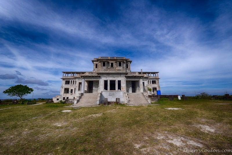Abandoned Hotel in Cambodia