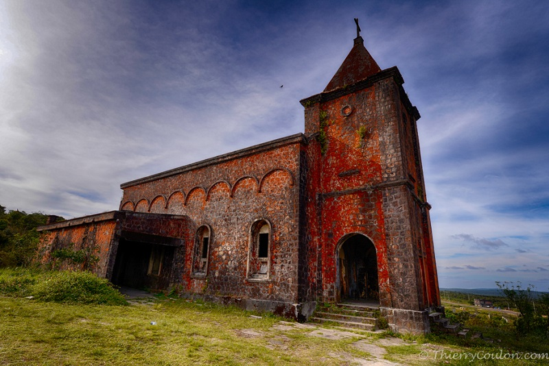 Haunted Church in Cambodia