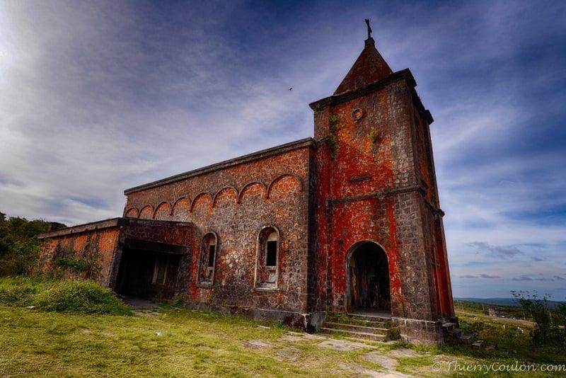Haunted Church in Cambodia